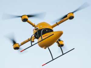 DHL Drone