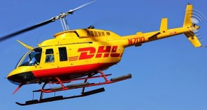DHL Helicopter