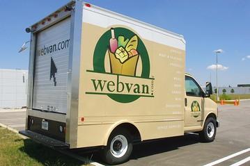 Webvan A E- Grocery Retailer