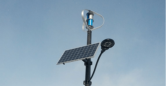 Smart-off-Grid Lighting