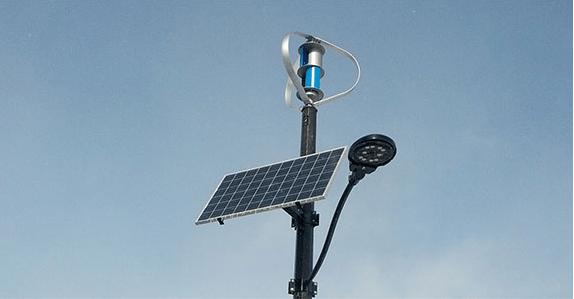 Smart-off-Grid Lighting