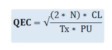 Formule de la QEC