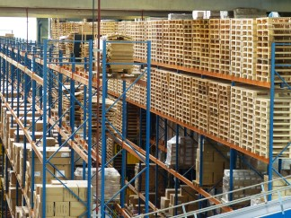 Warehouse Control System 2