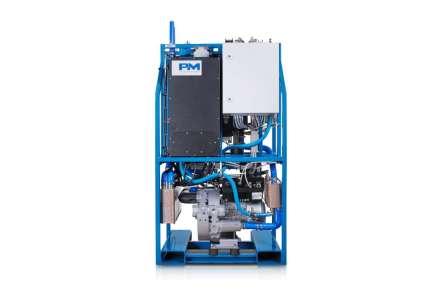Proton Motor: Millionen-Auftrag für 100-kW-Fuel-Cell-Container