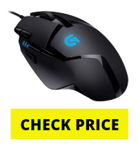 Hyperion Fury FPS Gaming Mouse Logitech G402 Review, Specs and Features