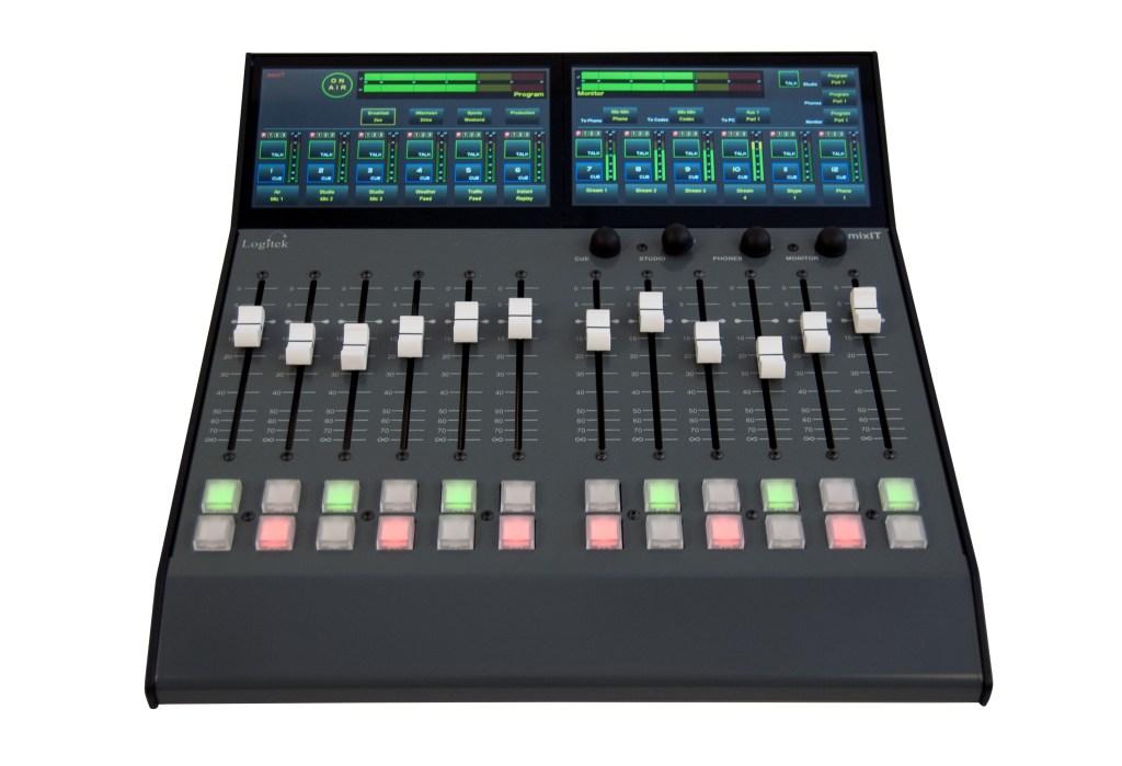 mixIT Radio Console