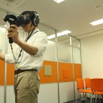 R&D and Contents Production utilizing VR Technology <br>