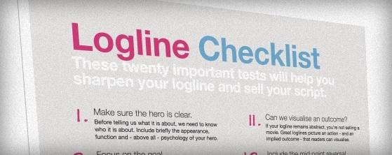 logline checklist