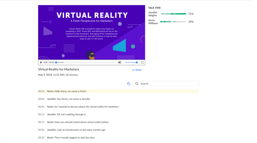 GoToMeeting Review: Virtual Reality