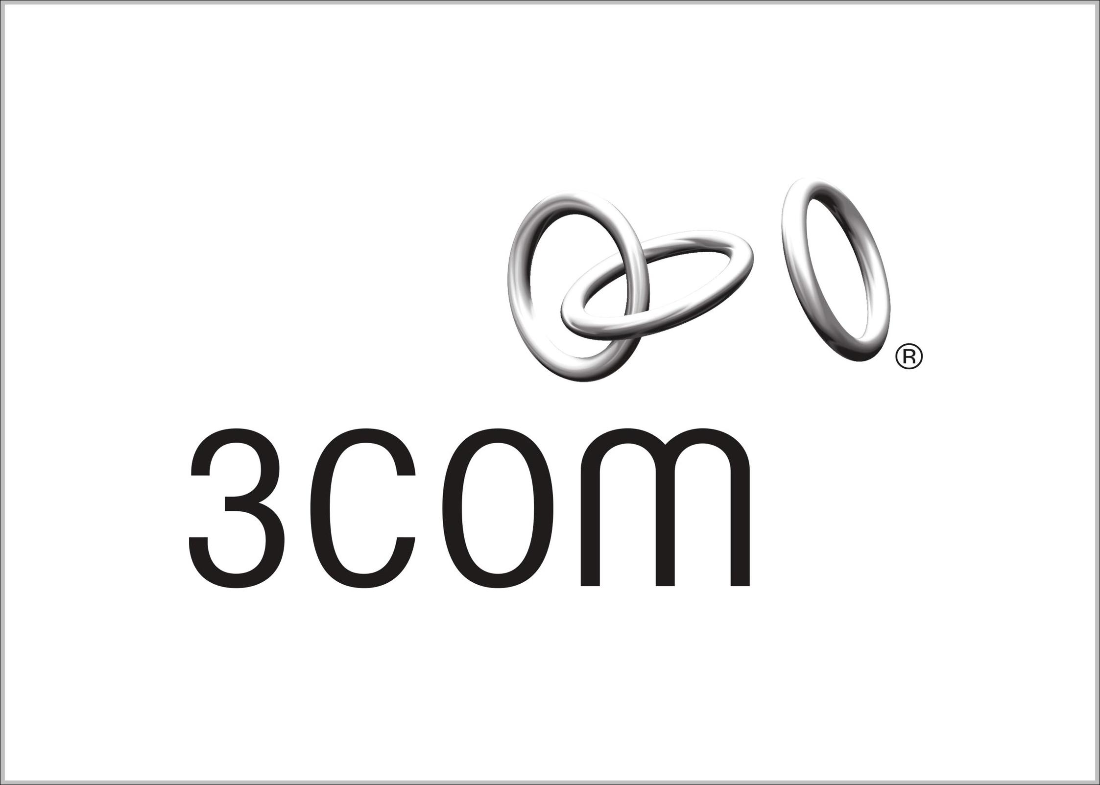 3com Symbol Logo Sign