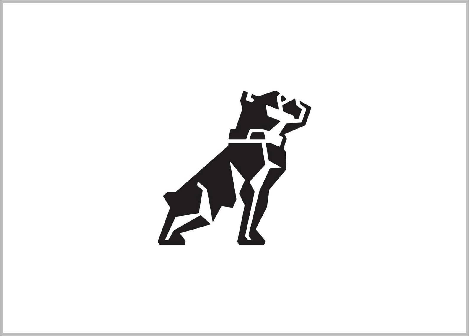 Mack Trademark Logo Sign