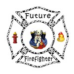 Future Firefighter Dalmation