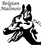 Malinois Silhouette