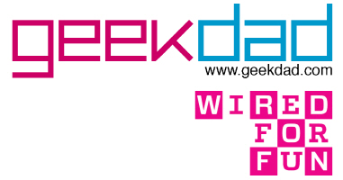Click here to read the latest posts on Geekdad.com
