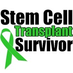 Stem Cell Transplant Survivor Shirts & Gifts