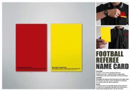 football-referee-business-card