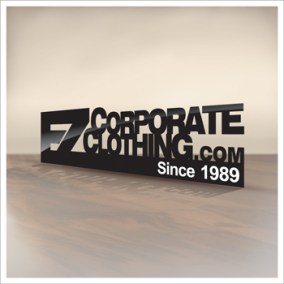 Logo Design for EZ Corporate Clothing