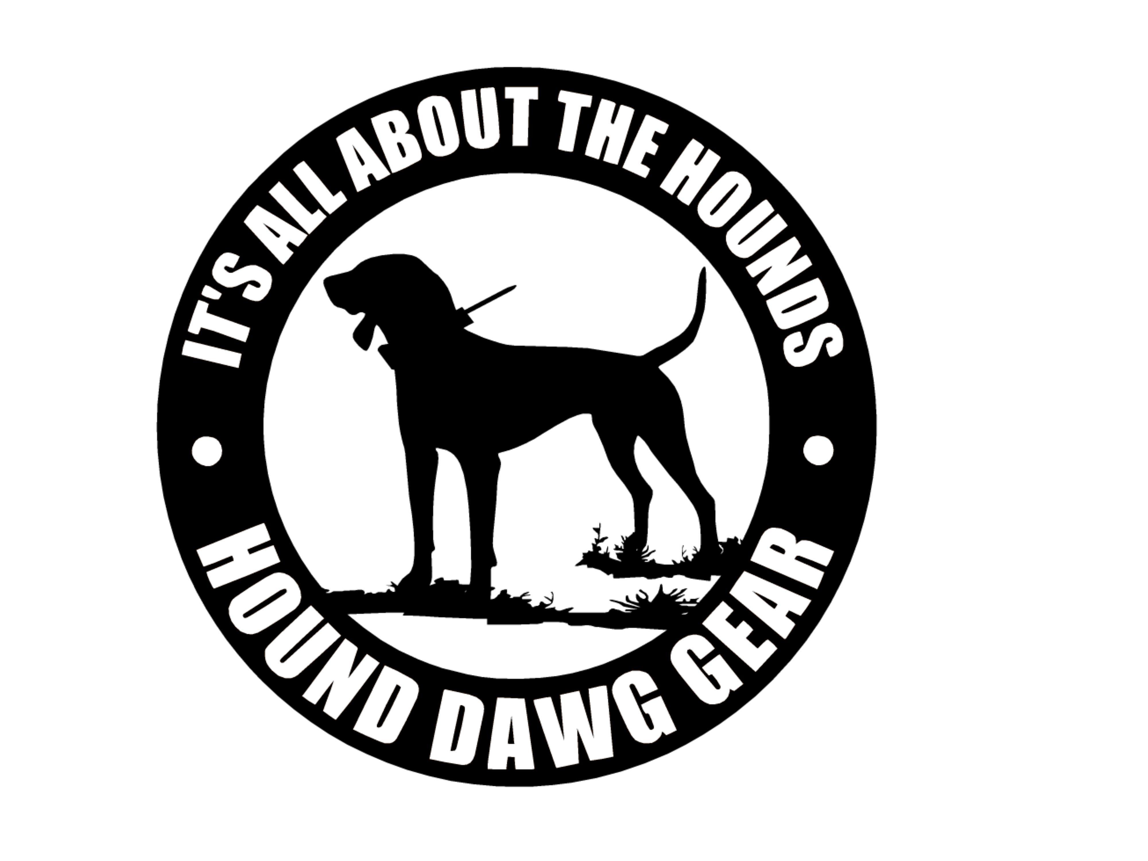 Coonhound Logo