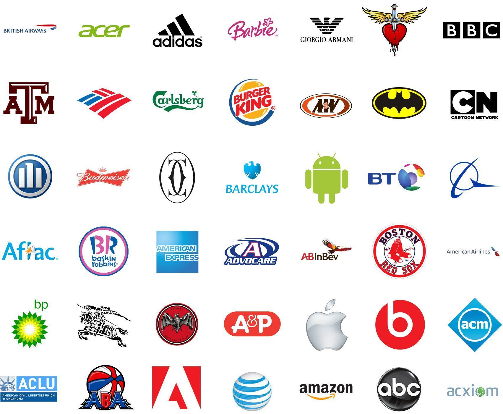 Popular Brand Logo