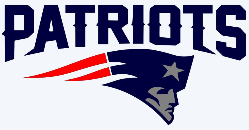 New England Patriots Logo Logodix