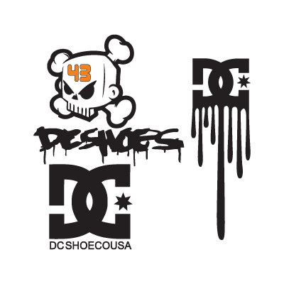 Dc Shoes Logo Vector In Eps Ai Cdr Free Download