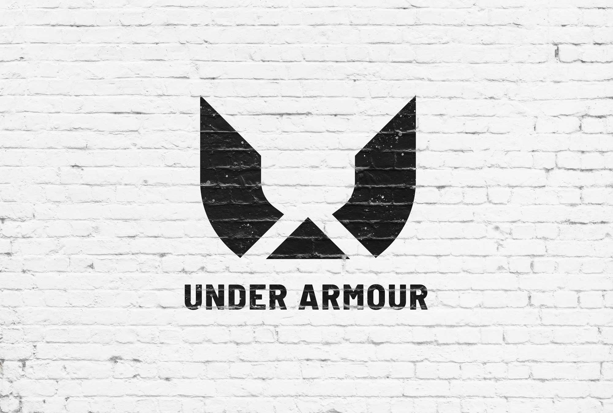 Under Armour Rebrand By Sean Maclean