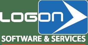 logon logo WHITE
