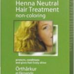 Henna Neutral (Ουδέτερο)