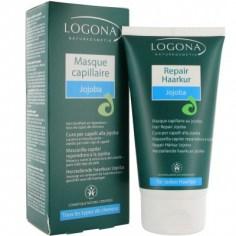 Μάσκα αναδόμησης μαλλιών jojoba ΒΙΟ