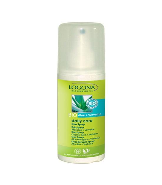 Αποσμητικό spray με αλόη & λουΐζα ΒΙΟ