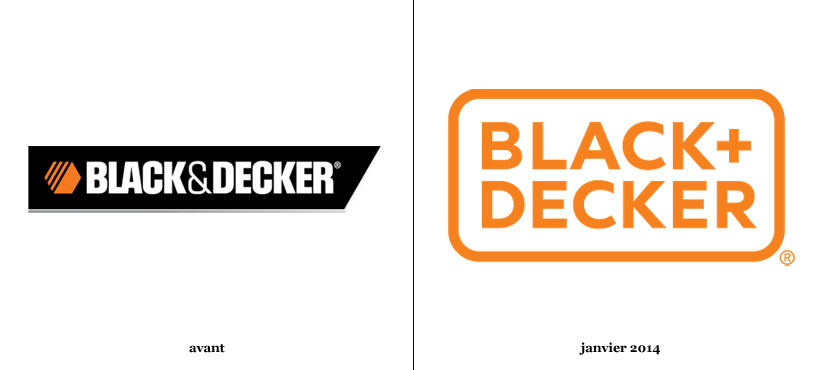 black amp decker devient blackdecker logonews