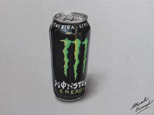 Marcello_Barenghi_Monster
