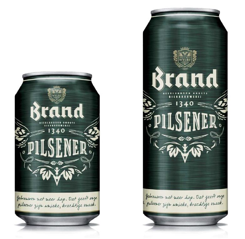 Bevorzugt Brand devient une bière sans étiquette - LOGONEWS XP09