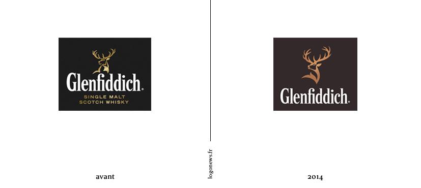 un cerf 12 bois d couvrez le nouveu logo glenfiddich logonews. Black Bedroom Furniture Sets. Home Design Ideas