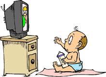 Deca i televizija - kakav uticaj ima tv na razvoj dece?