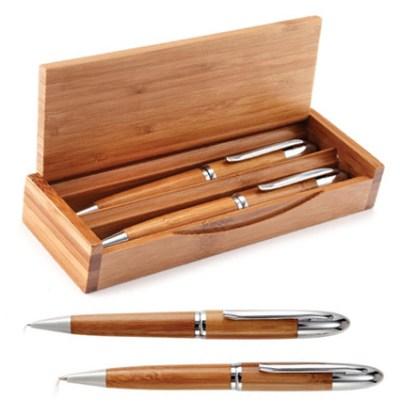 Unity Bamboo Pen & Pencil Set