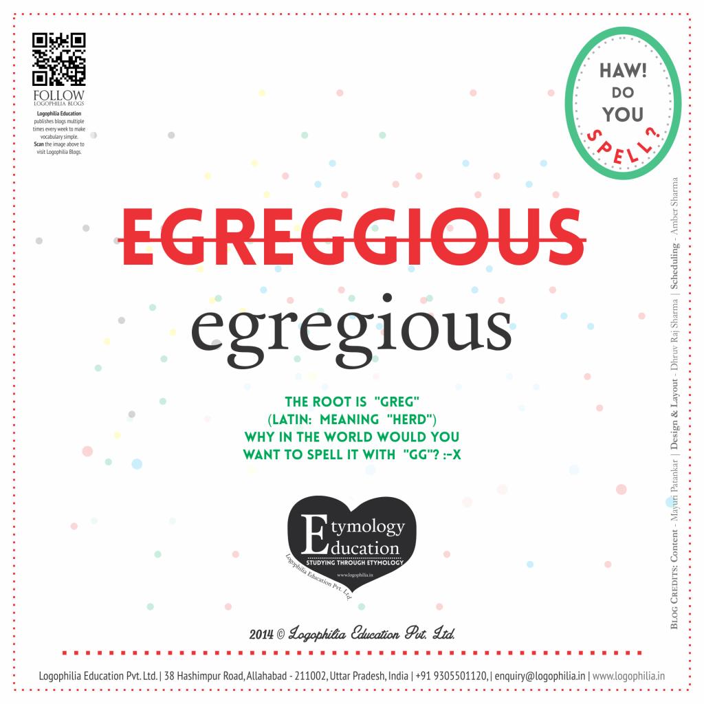 egregious(5)