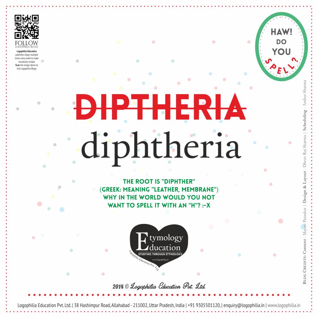 18. diphtheria