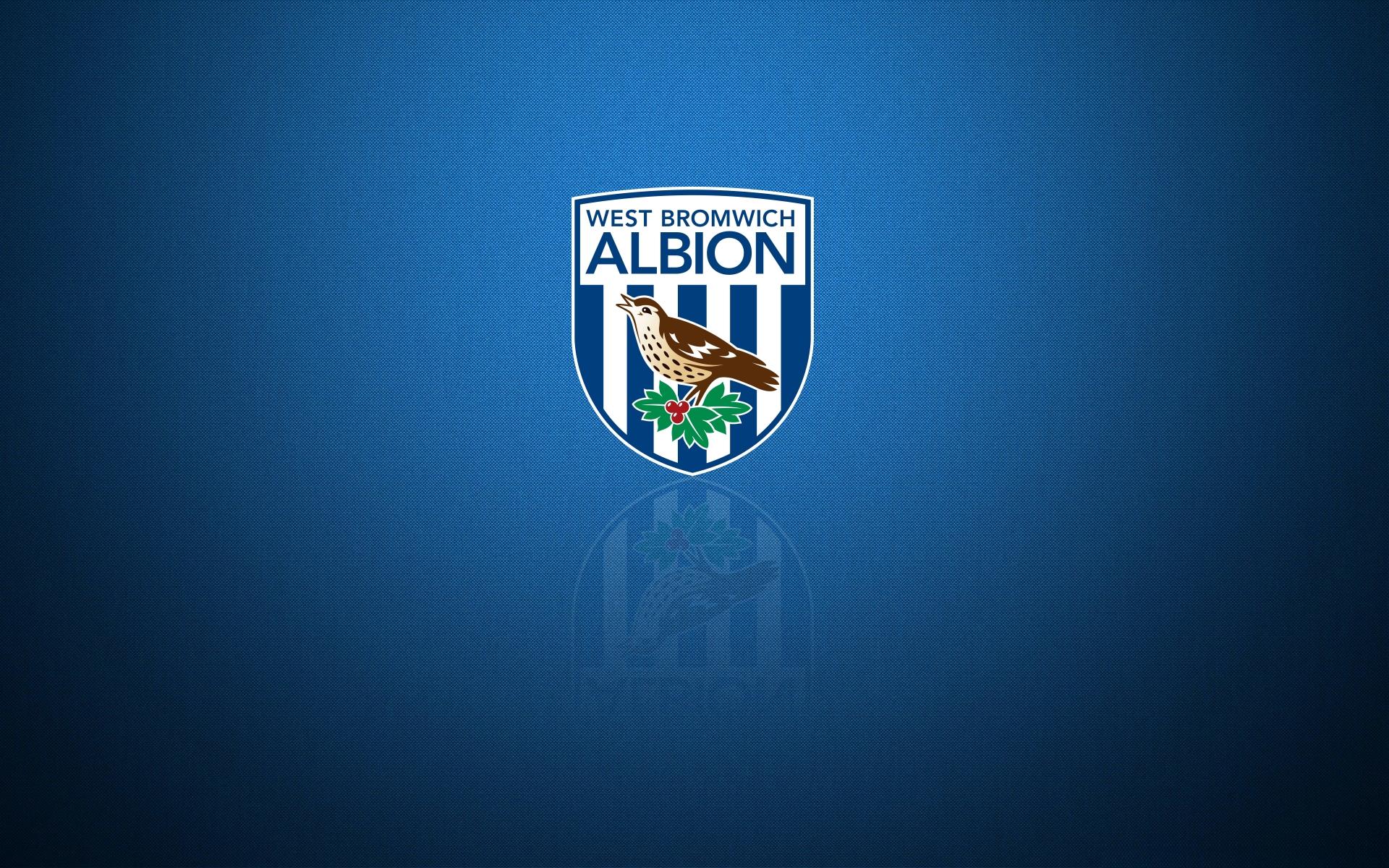 West Bromwich Albion FC Logos Download