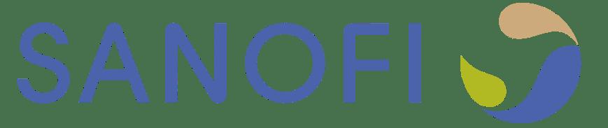 Sanofi logo, horizontal – Logos Download