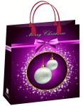 Купить оптом новогодний пакет 23х26 Белло Bello BAS 83