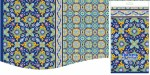 Купить оптом полиэтиленовую скатерть для пикника Самарканд 120x180 от Интерпак