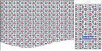 Купить оптом полиэтиленовую скатерть для пикника Чайхана 120x180 от Интерпак
