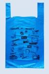 пакеты майка оптом в СПб, купить майку в Санкт-Петербурге оптом Электрон синий