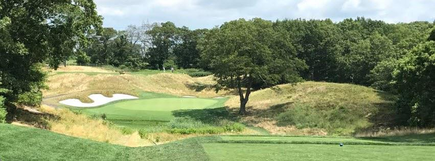 Bethpage Golf Course Layout