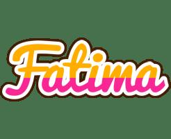 Fatima Logo Name Logo Generator Smoothie Summer