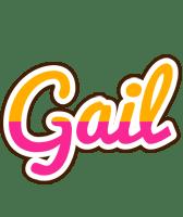 Gail Logo Name Logo Generator Smoothie Summer
