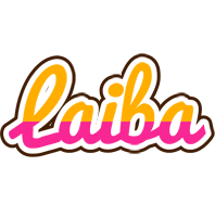 Laiba Logo Name Logo Generator Smoothie Summer
