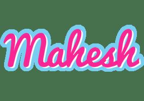 Mahesh Logo Name Logo Generator Popstar Love Panda