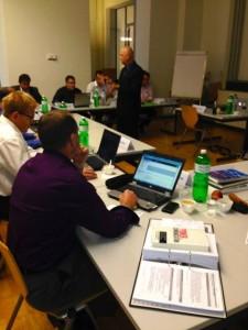 Teaching at ETH Zurich